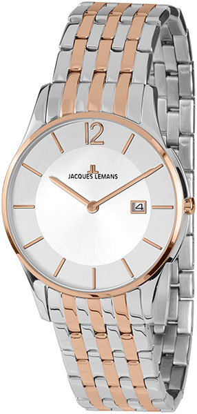 лучшая цена Мужские часы Jacques Lemans 1-1852D