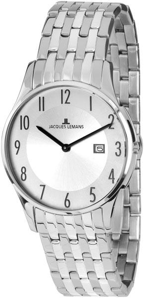 Мужские часы Jacques Lemans 1-1852F jacques lemans jl 1 1852f