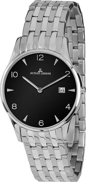 Мужские часы Jacques Lemans 1-1852ZA цена и фото