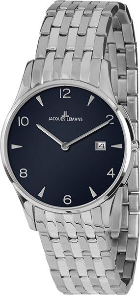 Мужские часы Jacques Lemans 1-1852ZC цена и фото