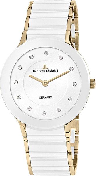 Фото - Женские часы Jacques Lemans 1-1856G кольца swarovski 5412018 17