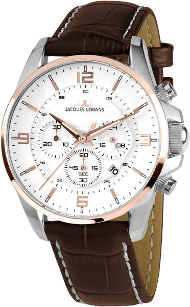 Женские часы Jacques Lemans 1-1857D