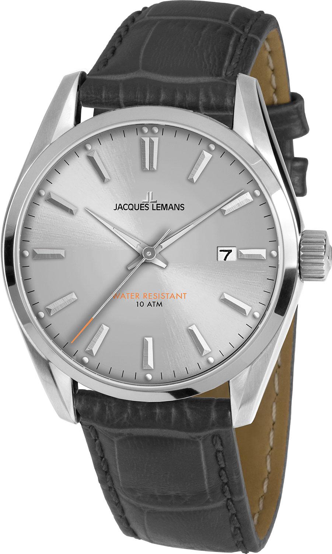 Мужские часы в коллекции Classic Мужские часы Jacques Lemans 1-1859i фото