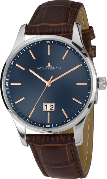 Мужские часы Jacques Lemans 1-1862C цены онлайн