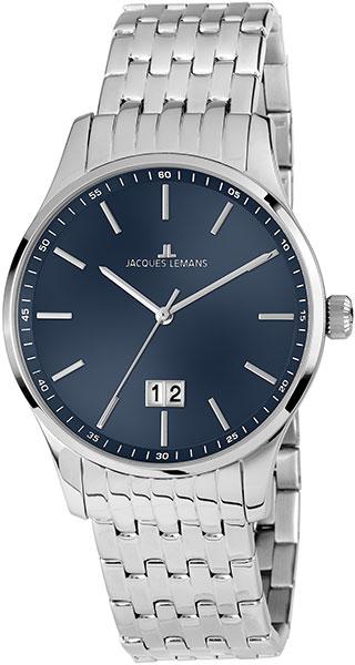 купить Мужские часы Jacques Lemans 1-1862I по цене 10910 рублей