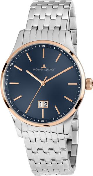 Мужские часы Jacques Lemans 1-1862J