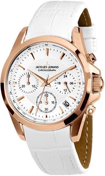 цена Женские часы Jacques Lemans 1-1863B-ucenka онлайн в 2017 году