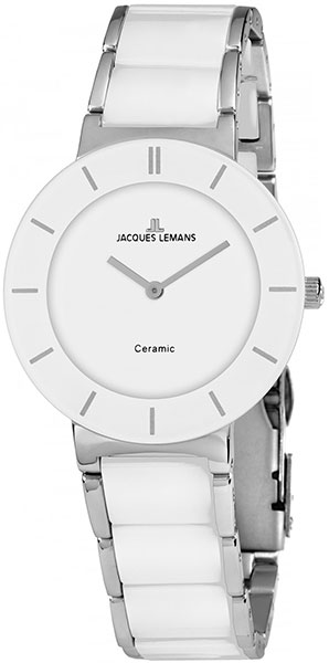 лучшая цена Женские часы Jacques Lemans 1-1866B