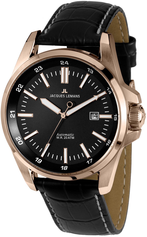 Мужские часы Jacques Lemans 1-1869B мужские часы jacques lemans мужские часы 1 1869b