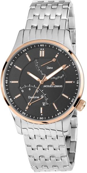 Мужские часы Jacques Lemans 1-1902F