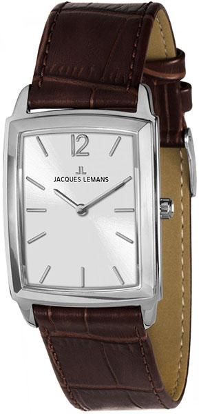 Женские часы Jacques Lemans 1-1905B деловой костюм