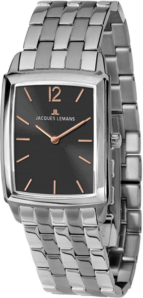 цена Женские часы Jacques Lemans 1-1905G онлайн в 2017 году