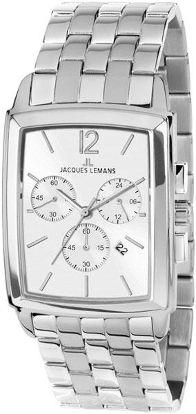Купить Мужские Часы Jacques Lemans 1-1906F