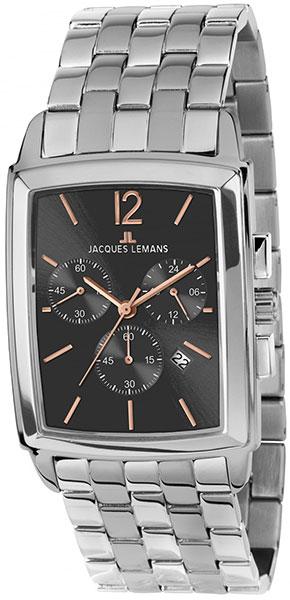 Мужские часы Jacques Lemans 1-1906G