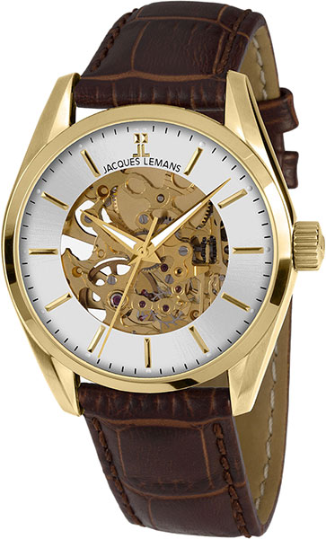 Мужские часы Jacques Lemans 1-1909B