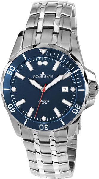 Мужские часы Jacques Lemans 1-1910B