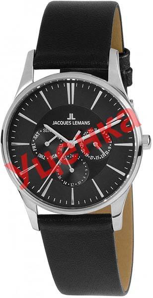 Мужские часы Jacques Lemans 1-1929A-ucenka