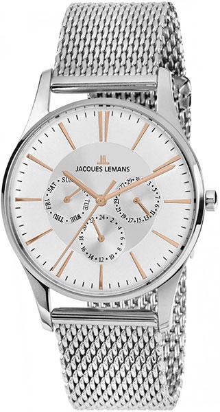Мужские часы Jacques Lemans 1-1929F