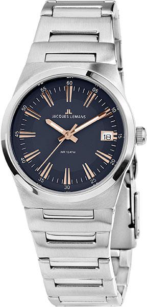 Женские часы Jacques Lemans 1-1930B цена и фото