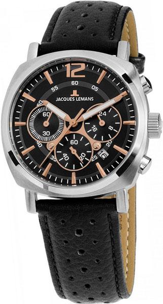 Мужские часы Jacques Lemans 1-1931A цена и фото