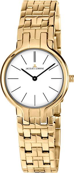 цена Женские часы Jacques Lemans 1-1934F онлайн в 2017 году