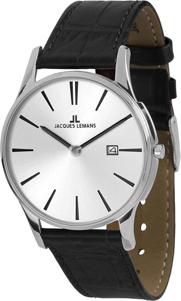 цена Женские часы Jacques Lemans 1-1937B онлайн в 2017 году