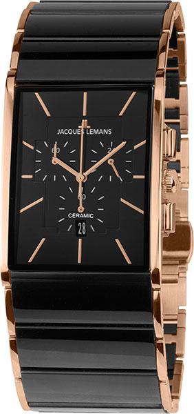 Мужские часы Jacques Lemans 1-1941B цена и фото