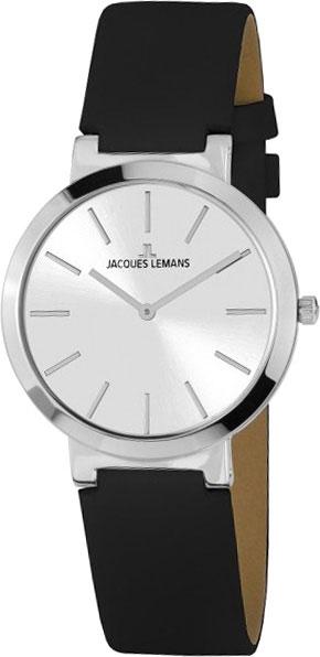 цена Женские часы Jacques Lemans 1-1997E онлайн в 2017 году