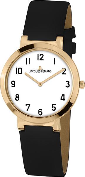 Женские часы в коллекции Classic Женские часы Jacques Lemans 1-1997K фото