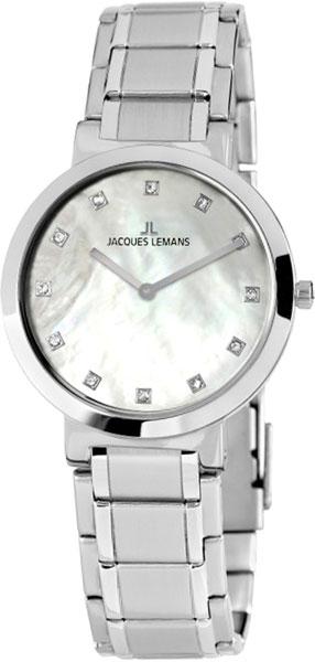 Женские часы Jacques Lemans 1-1998B jacques lemans jl 1 1998b