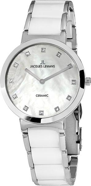 Фото - Женские часы Jacques Lemans 1-1999F бензиновая виброплита калибр бвп 13 5500в