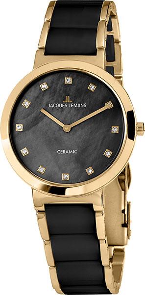 Фото - Женские часы Jacques Lemans 1-1999G бензиновая виброплита калибр бвп 13 5500в