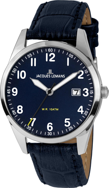 Мужские часы Jacques Lemans 1-2002C