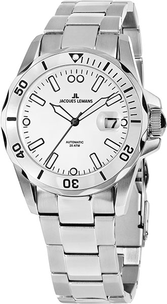 Мужские часы Jacques Lemans 1-2014G мужские часы jacques lemans мужские часы 1 1592d