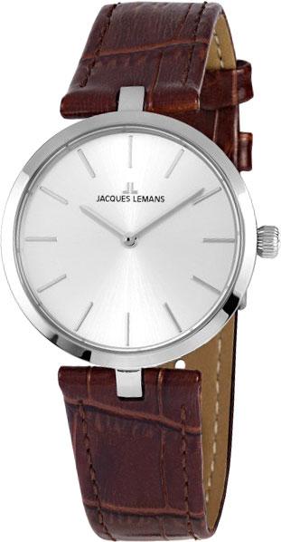 цена Женские часы Jacques Lemans 1-2024B онлайн в 2017 году