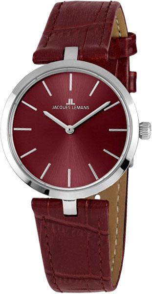 лучшая цена Женские часы Jacques Lemans 1-2024D