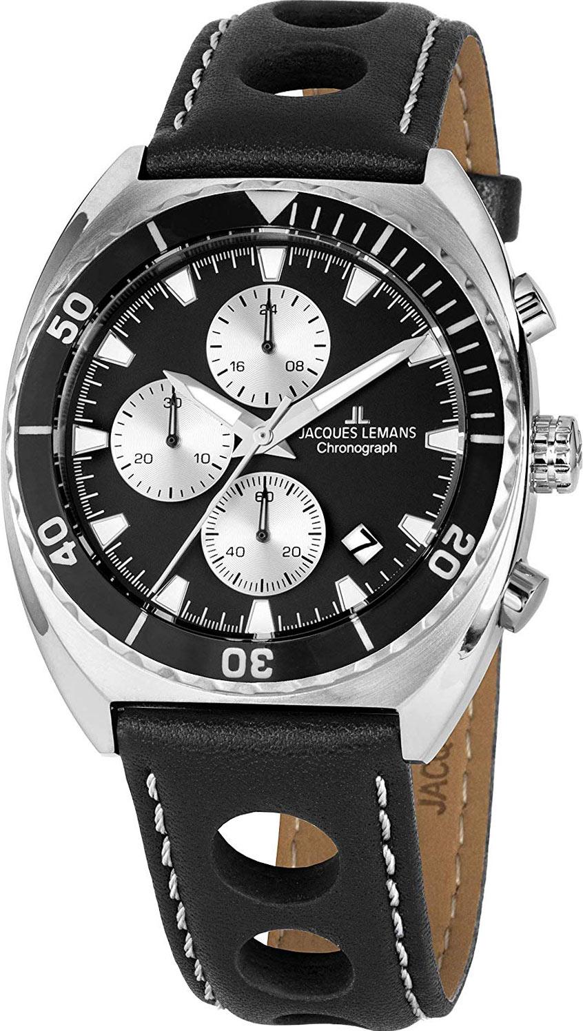 Мужские часы Jacques Lemans 1-2041A