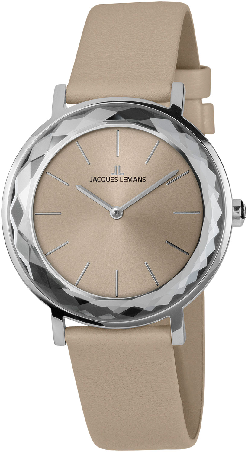 Женские часы Jacques Lemans 1-2054B jacques lemans часы jacques lemans 1 1777n коллекция london