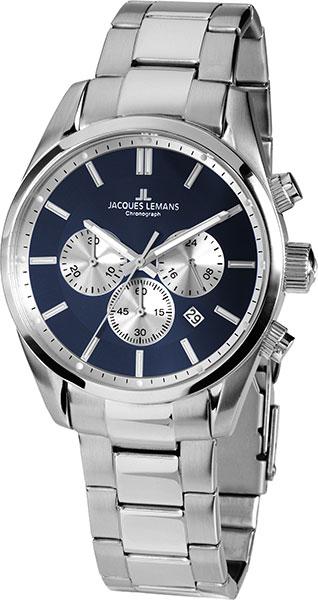 лучшая цена Мужские часы Jacques Lemans 42-6F