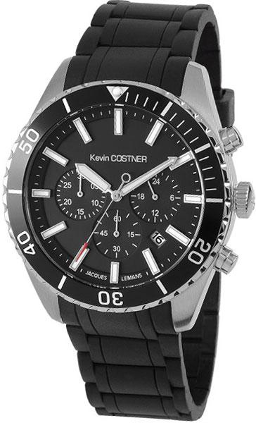 jacques lemans мужские швейцарские наручные часы kc 102a Мужские часы Jacques Lemans KC-104A-ucenka
