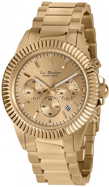 лучшая цена Мужские часы Jacques Lemans LP-111M