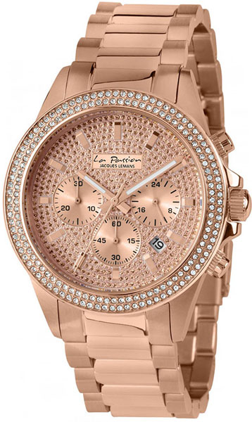Женские часы Jacques Lemans LP-112B