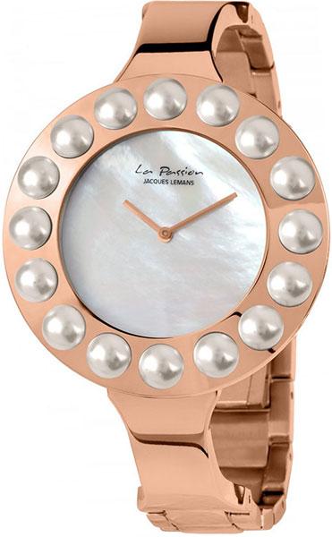 Женские часы в коллекции La Passion Женские часы Jacques Lemans LP-117B фото