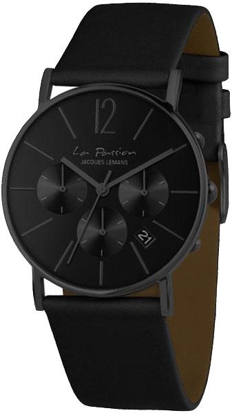 лучшая цена Мужские часы Jacques Lemans LP-123C