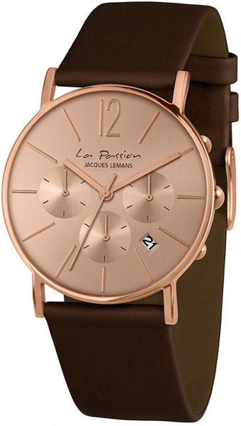 Мужские часы Jacques Lemans LP-123D jacques lemans lp 123d
