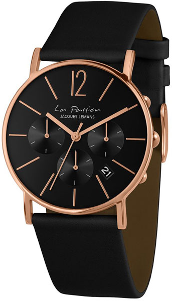 Мужские часы Jacques Lemans LP-123E
