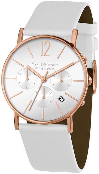 лучшая цена Мужские часы Jacques Lemans LP-123F