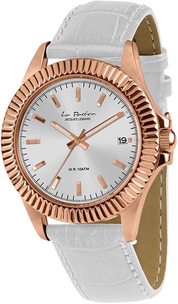 цена Женские часы Jacques Lemans LP-125C онлайн в 2017 году