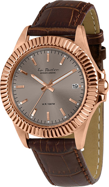Женские часы Jacques Lemans LP-125D женские часы jacques lemans женские часы lp 125d