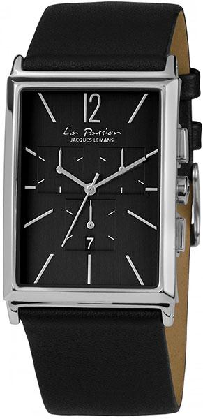 лучшая цена Мужские часы Jacques Lemans LP-127A